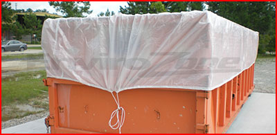 Drawstring bin liners offer a quick install and secure fit for your containers to load hazardous waste packaging.